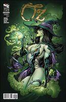 Grimm Fairy Tales Presents Oz Vol 1 2