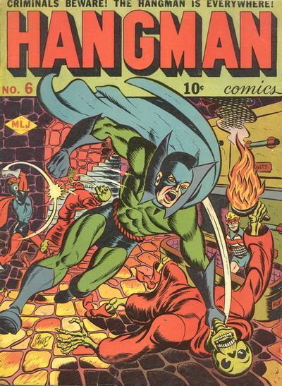 Hangman Comics Vol 1 6