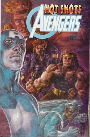 Hot Shots: Avengers Vol 1 1