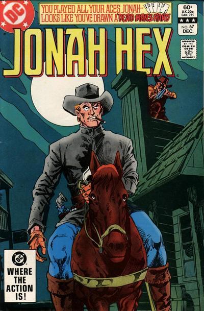 Jonah Hex Vol 1 67