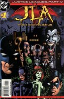 Justice Leagues Justice League of Arkham Vol 1 1