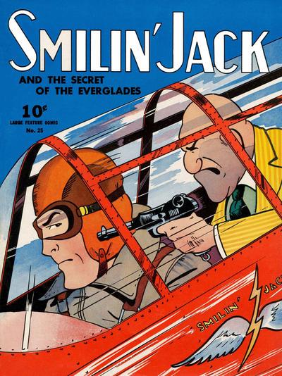 Large Feature Comic Vol 1 25