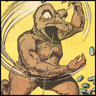 Lizard-Man (Earth-MLJ)