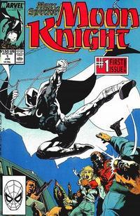 Marc Spector: Moon Knight Vol 1 1
