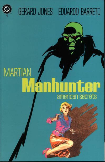 Martian Manhunter: American Secrets Vol 1 1