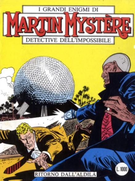 Martin Mystère Vol 1 25