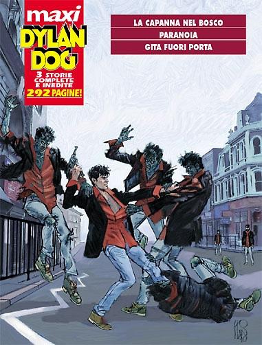 Maxi Dylan Dog Vol 1 14