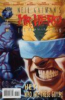Neil Gaiman's Mr. Hero - The Newmatic Man Vol 1 7