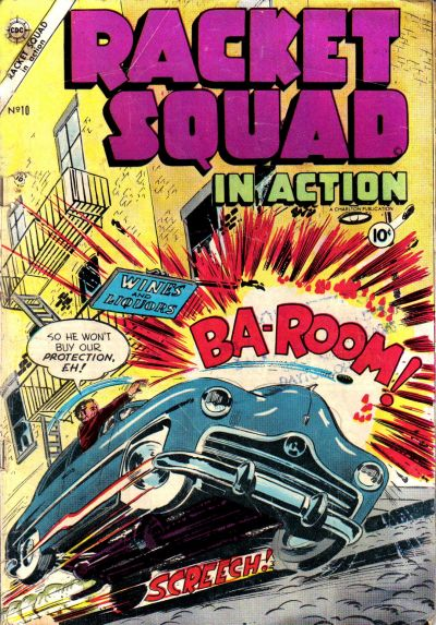 Racket Squad in Action Vol 1 10