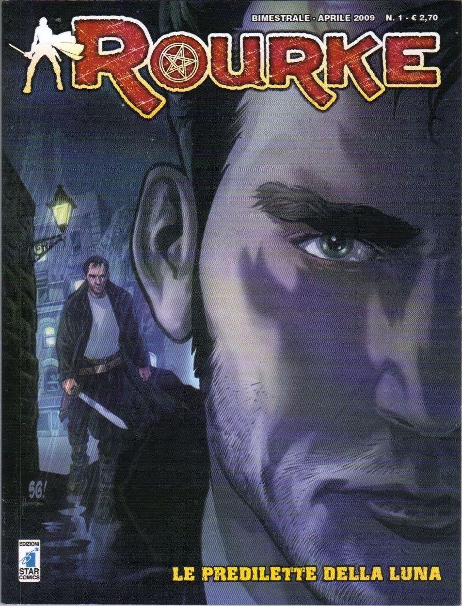 Rourke Vol 1 1