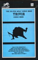 Silverwolf Comic Book Trivia Comic Book Vol 1 2