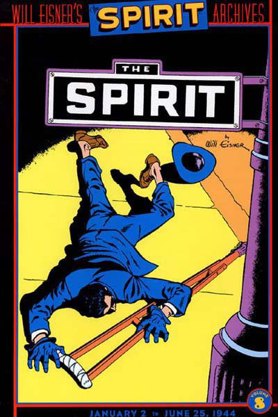 Spirit Archives Vol 1 8