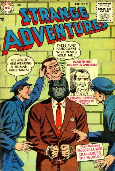 Strange Adventures Vol 1 55