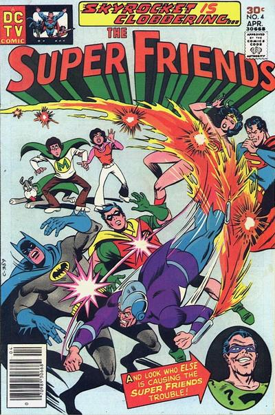 Super Friends Vol 1 4