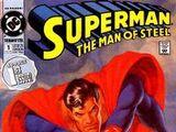 Superman: Man of Steel Vol 1 1