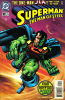Superman Man of Steel Vol 1 92