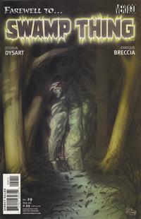 Swamp Thing Vol 4 29