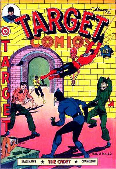 Target Comics Vol 1 24