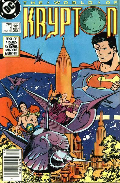 World of Krypton Vol 2 1