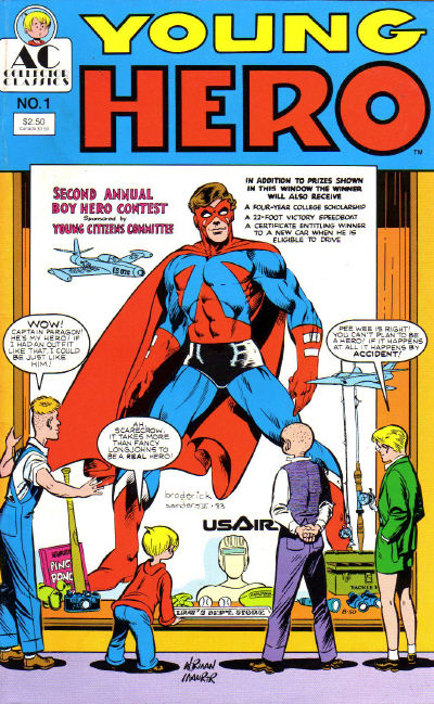 Young Hero Vol 1