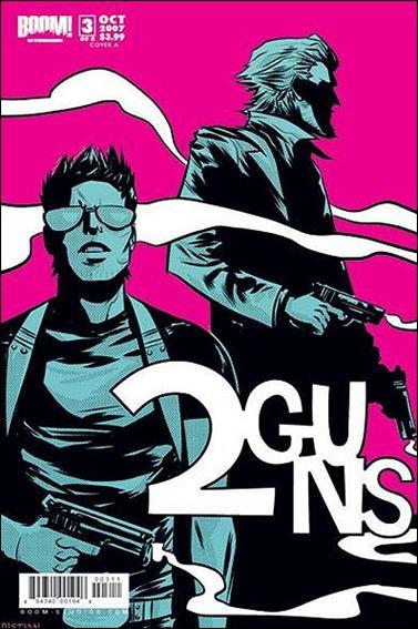 2 Guns Vol 1 3