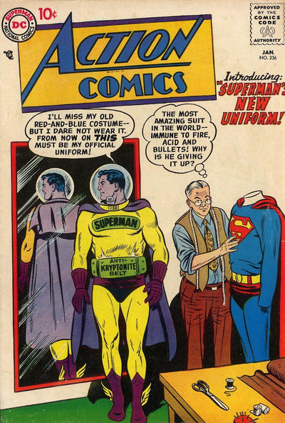 Action Comics Vol 1 236
