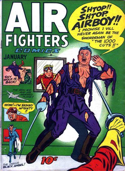 Air Fighters Comics Vol 1 16