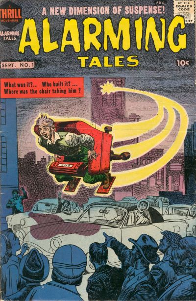 Alarming Tales/Covers