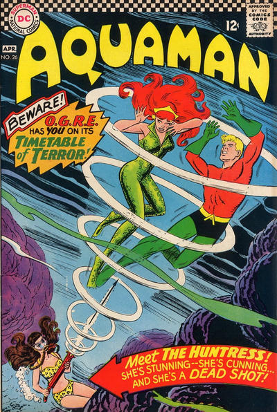 Aquaman Vol 1 26