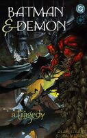 Batman Demon A Tragedy Vol 1 1