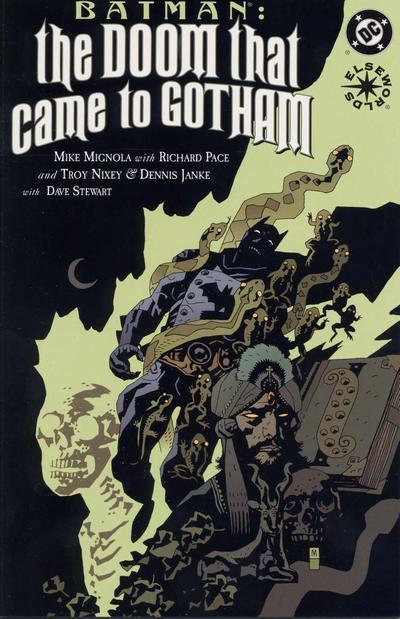 Batman: The Doom That Came to Gotham Vol 1 2