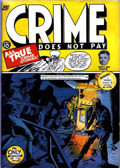 Crime Does Not Pay Vol 1 27