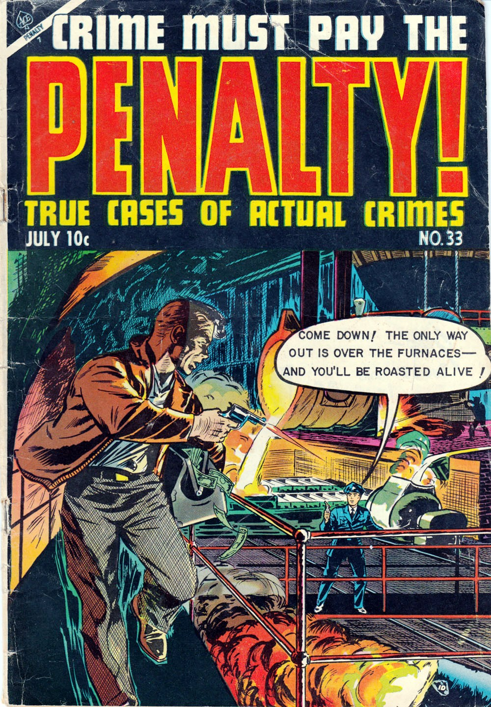 Crime Must Pay the Penalty Vol 2 33