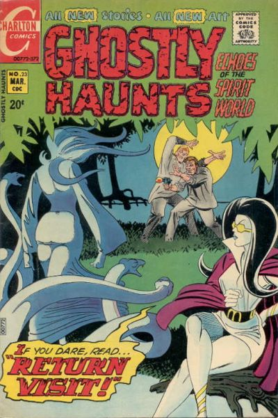 Ghostly Haunts Vol 1 23