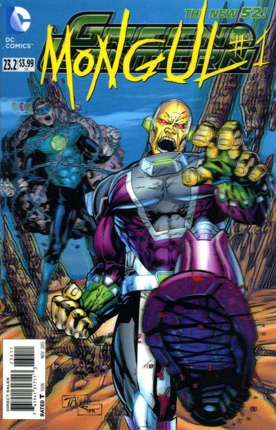 Green Lantern Vol 5 23.2: Mongul