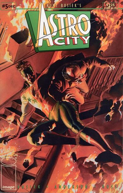 Kurt Busiek's Astro City Vol 1 5
