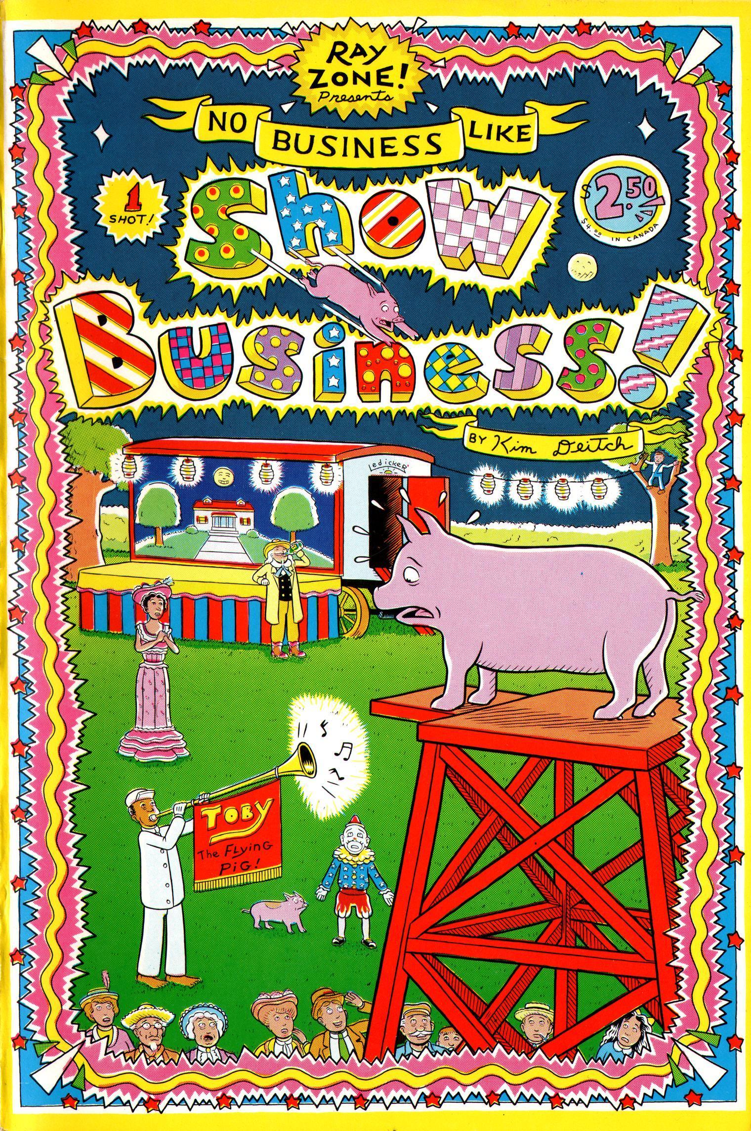 No Business Like Show Business! Vol 1 1