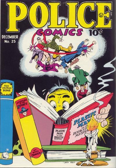 Police Comics Vol 1 25