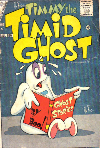 Timmy the Timid Ghost Vol 1 3