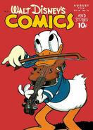 Walt Disney's Comics and Stories Vol 1 71