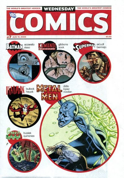Wednesday Comics Vol 1 7