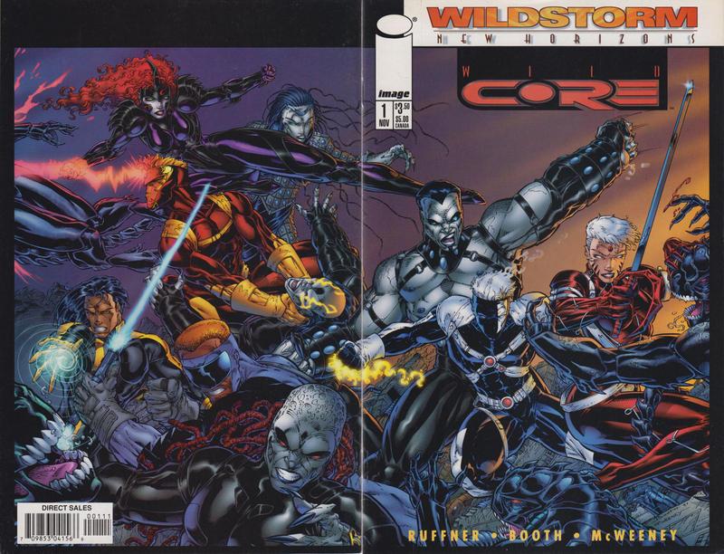 Wildcore Vol 1 1