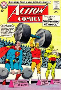Action Comics Vol 1 304