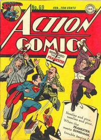 Action Comics Vol 1 69