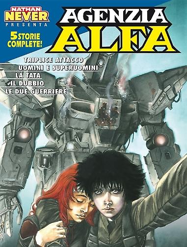 Agenzia Alfa Vol 1 32