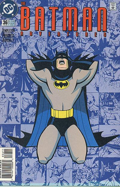 Batman Adventures Vol 1 36