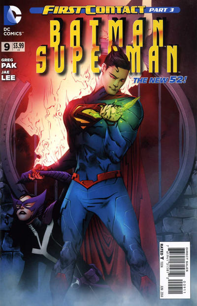 Batman/Superman Vol 1 9