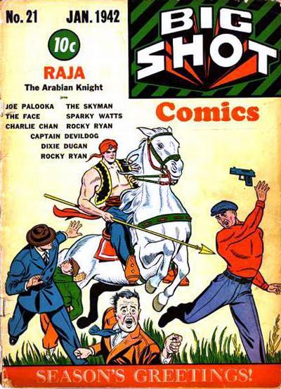 Big Shot Comics Vol 1 21