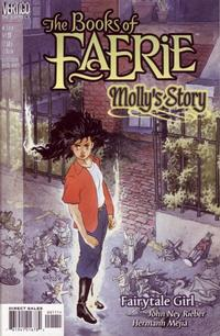 Books of Faerie Molly's Story Vol 1 1