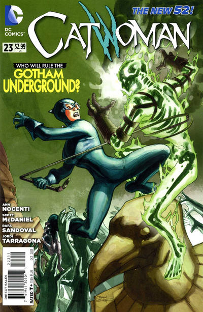 Catwoman Vol 4 23